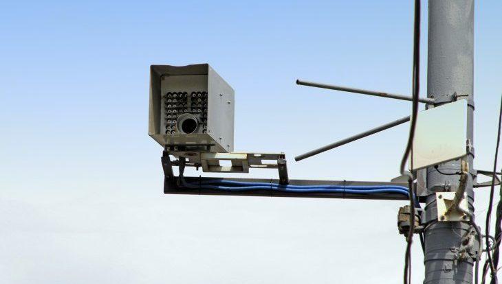 Внедрять новые камеры виеофиксации на смоленских дорогах пока преждевременно