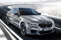 Названа цена новой BMW M5 Competition для России