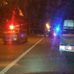 Две иномарки Citroen и Datsun не поделили дорогу на Шевченко в Смоленске