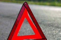Две легковых машины не поделили дорогу в Рославле