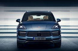 Купеобразный Porsche Cayenne появится в 2019 году
