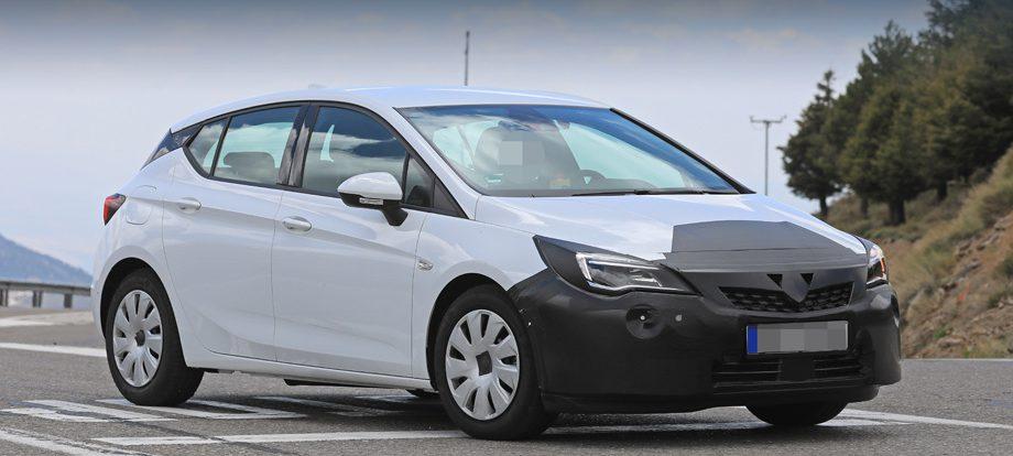 Пятидверка Opel Astra обзаведётся французскими моторами