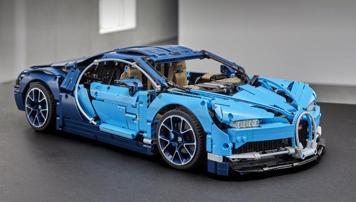В России начали продавать Bugatti Chiron за 30 тысяч рублей