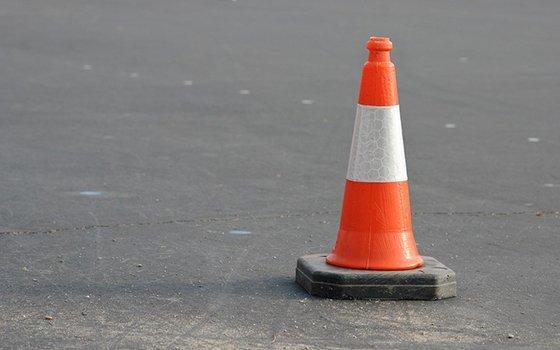 Движение по улице Соколовского в Смоленске ограничат до конца августа