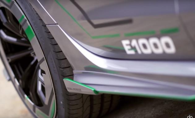 ABT собирается устроить своим клиентам фейслифтинг при помощи 1000-сильного Audi RS6-E Avant