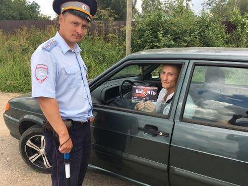 В Смоленской области стартовала акция «Выпить или выжить»