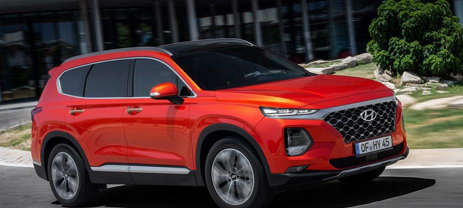 В гамму Hyundai Santa Fe войдут две гибридные версии