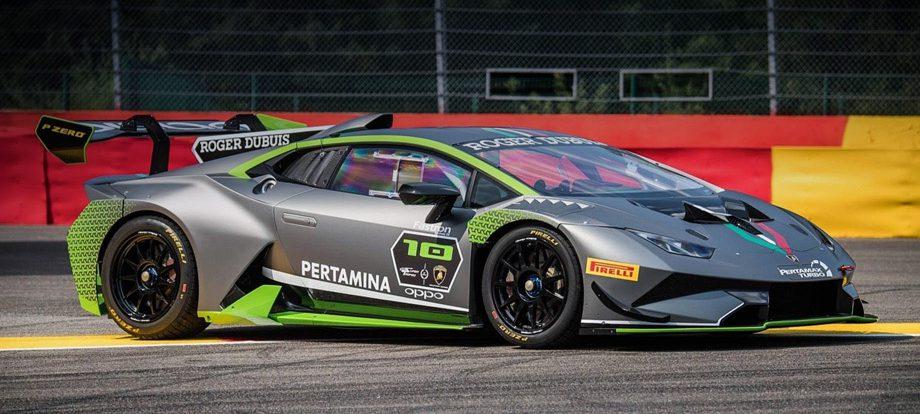 В Lamborghini отпраздновали юбилей серии Super Trofeo