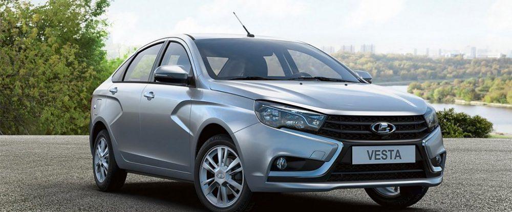 Продажи Lada в Европе выросли на 10%