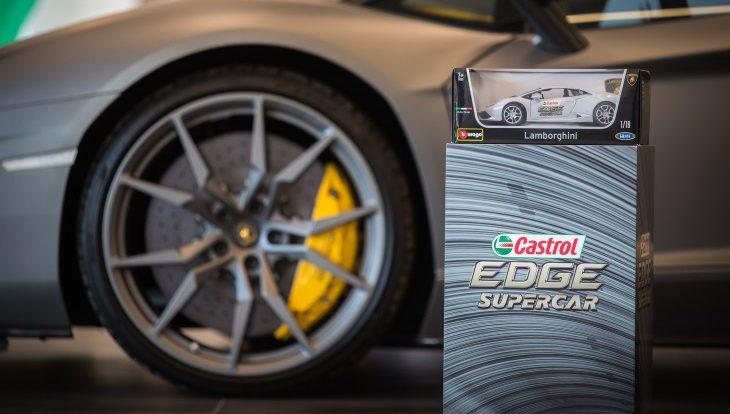 Представлена новая линейка моторных масел Castrol Edge Supercar