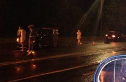 Серьезная авария произошла на Свердлова в Смоленске