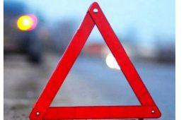 Автомобилист на Audi пострадал в аварии в Смоленске
