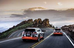 Электрический кроссовер Audi: новые подробности