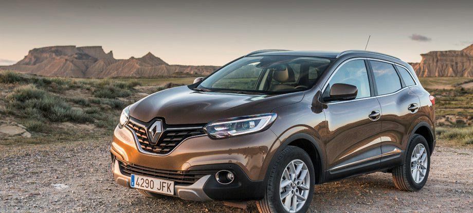 Renault сделала для России купеобразный кроссовер