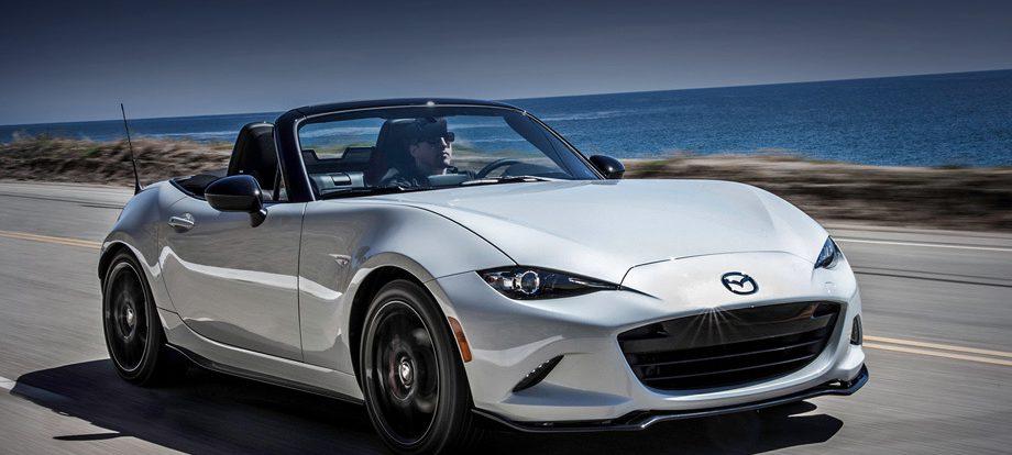 Обновлённая Mazda MX-5 добралась до Северной Америки