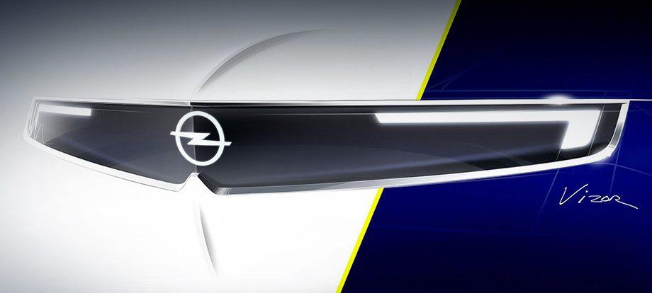 Концепт Opel GT X Experimental представит новое лицо бренда