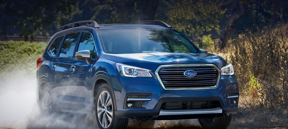 Фирма Subaru объявила о необычном отзыве модели Ascent