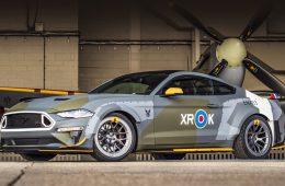 Спорткар Ford Eagle Squadron Mustang GT обрёл владельца