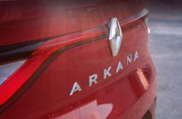 Кроссовер Renault Arkana пообещал задать новый тренд