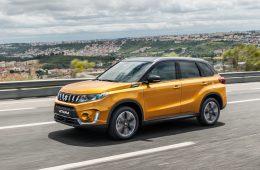 Стали известны сроки появления в России обновленного Suzuki Vitara