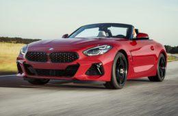 Официально: BMW Z4 дебютировал в специсполнении First Edition