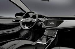 Новый седан Chery Arrizo GX