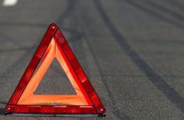 На Краснинском шоссе в Смоленске погиб мотоциклист