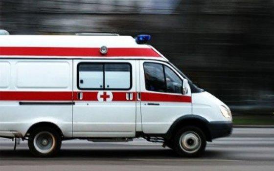 В Смоленске троллейбус вылетел на обочину