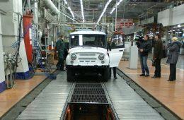 УАЗ отправит внедорожники в Центральную Америку