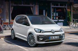Хэтчбек Volkswagen up! видоизменился в версии R-Line