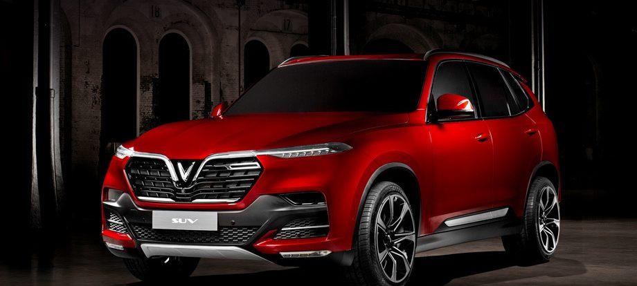 Вьетнамский VinFast показал модели для автошоу в Париже
