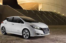 Nissan прокомментировал слухи о выводе Leaf на российский рынок
