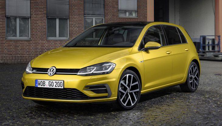 Хэтчбек Volkswagen Golf вернулся на российский рынок