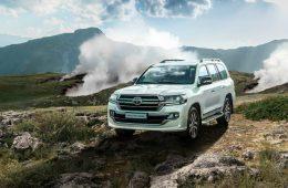 Toyota привезла в Россию самый дорогой Land Cruiser