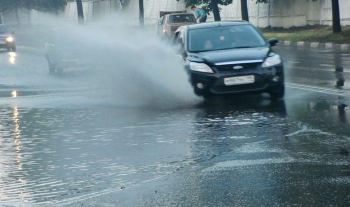 Серьезное ДТП произошло на Дзержинского в Смоленске