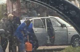 В Гагарине пешеход попал под машину
