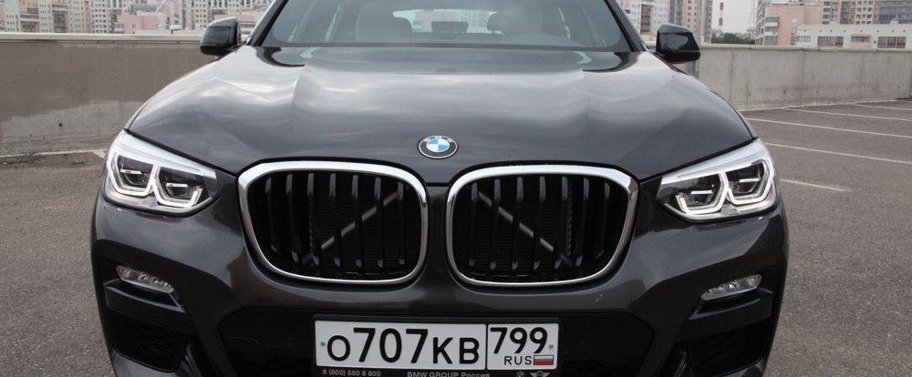 BMW X4: Чем удивило второе поколение баварского кросс-купе