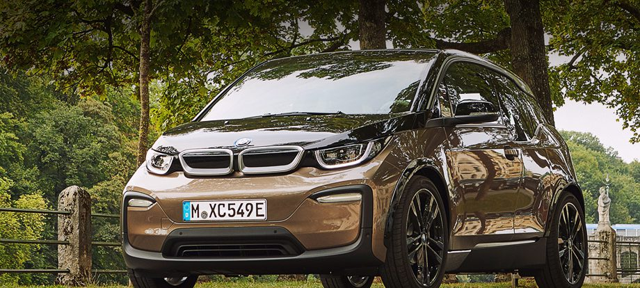 Электрокар BMW i3 получил увеличенную тяговую батарею