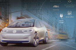 Бренд Volkswagen сделал Microsoft стратегическим партнёром