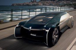 Робомобиль Renault EZ-Ultimo вкатился в премиум-сегмент