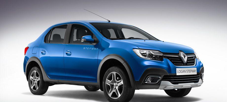 Названы цены на Renault Logan Stepway и Sandero Stepway