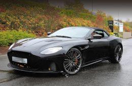 Фирма Aston Martin продвинулась в плане Second Century