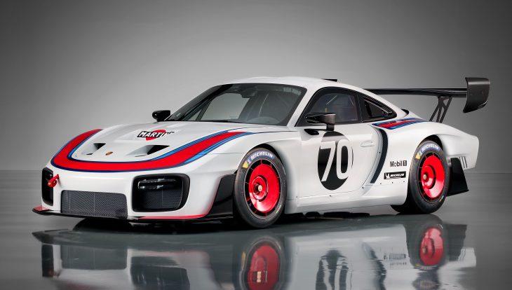 Представлен «штучный» суперкар Porsche 935 по мотивам легендарной гоночной модели