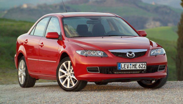 Mazda еще раз отзывает проданные в России машины из-за дефекта подушки безопасности
