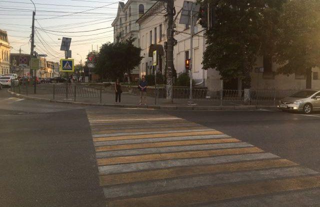 Водитель «УАЗ» сбил девочку в Смоленской области