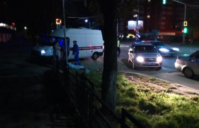 В Печерске два человека погибли в ДТП с BMW