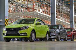Lada Vesta: прошлое, настоящее и будущее