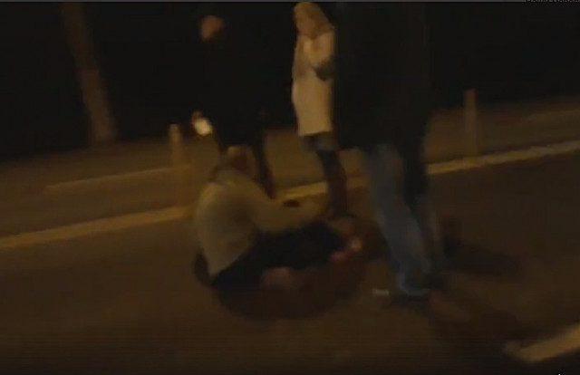 В Смоленске пешеход попал под колеса маршрутки