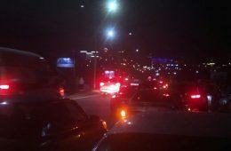 Рейсовый автобус въехал в легковой автомобиль в Смоленске – соцсети