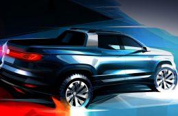 Бренд Volkswagen добавит в линейку компактный пикап